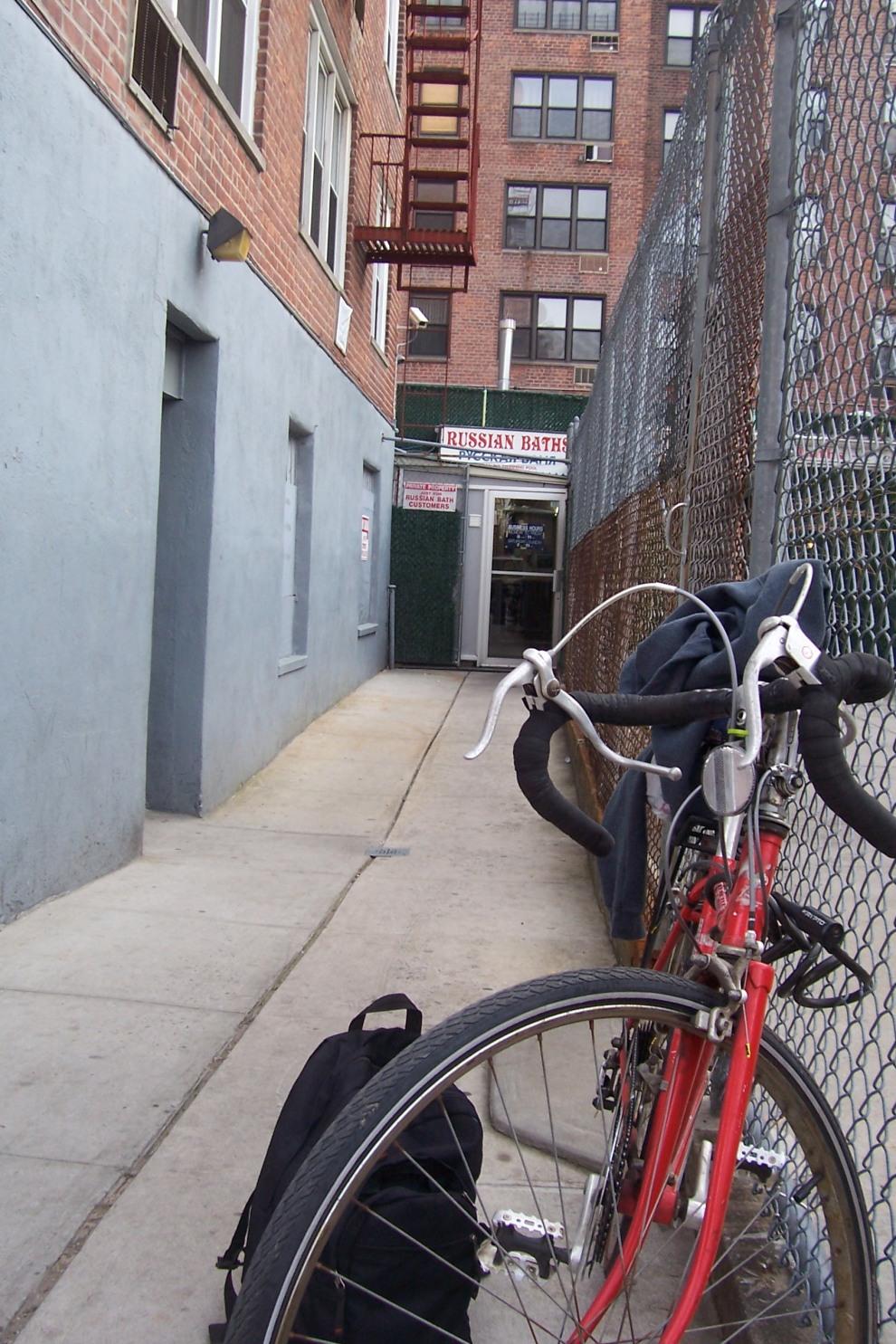 Russian Baths of Neck Road - 1200 Gravesend Ave., Brooklyn.