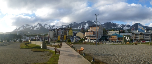ushuaia during the day